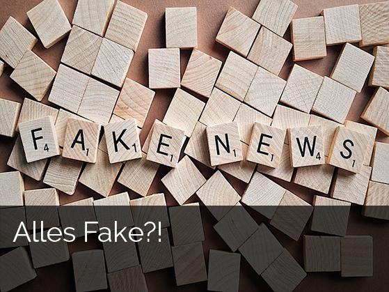 Zur Studie: Alles Fake?!