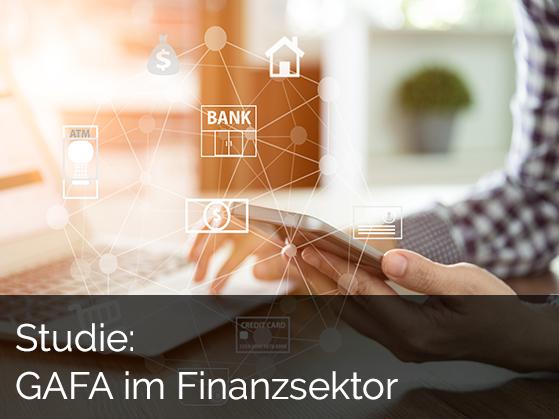Studie: GAFA im Finanzsektor