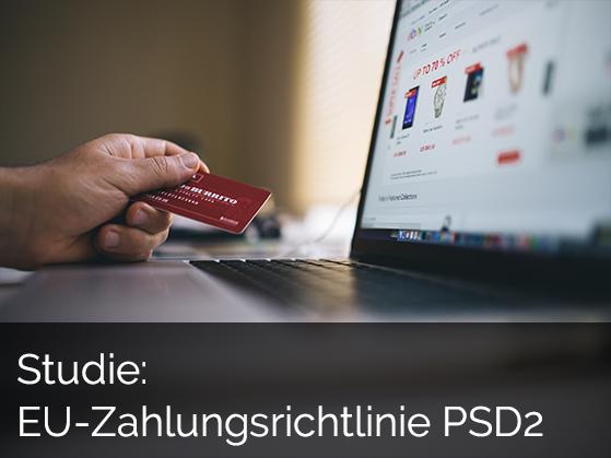 Studie: EU-Zahlungsrichtinie PSD2