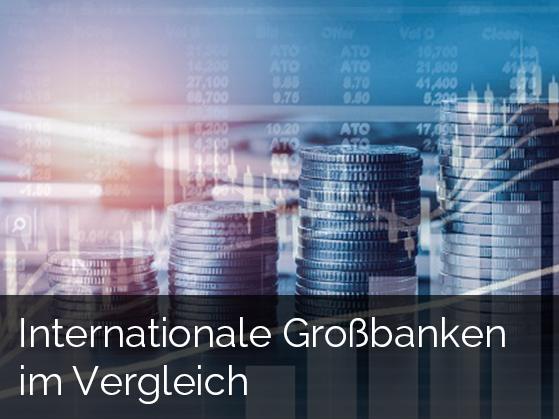 Internationaler Bankenvergleich