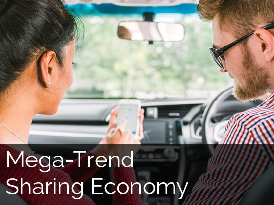 zum Download: Mega-Trend Sharing Economy