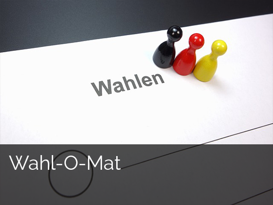 Zur Studie: Wahl-O-Mat