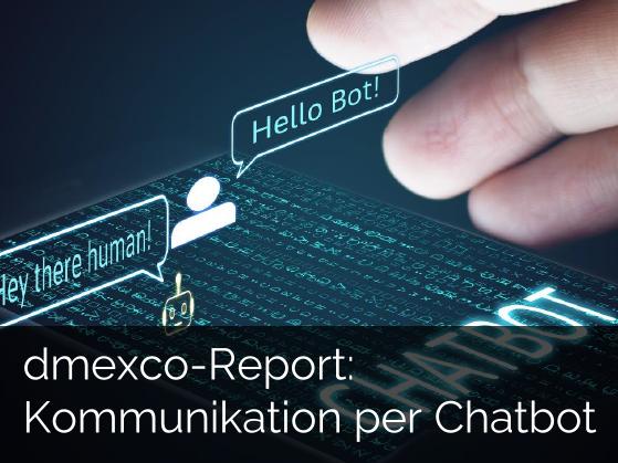 Zur Studie: Kommunikation per Chatbot