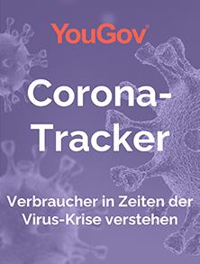 Corona Tracker Banner