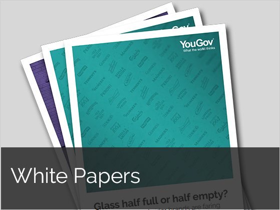 YouGov White Paper for in depth market intelligence reports