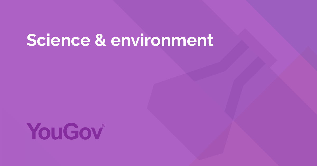 Science & environment | YouGov