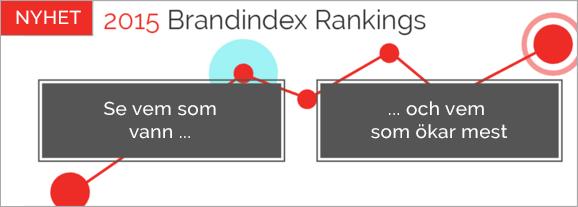 BrandIndex Rankings