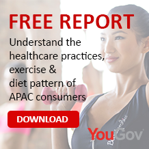Understand the Healthcare Practices, Exercise & Diet Patterns of APAC Consumers