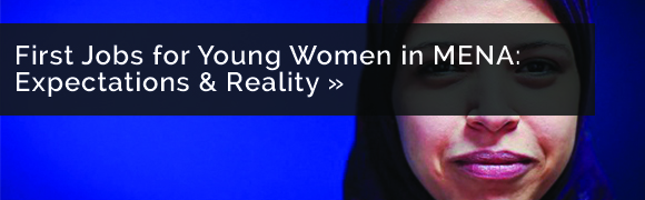 First Jobs for Young Women in MENA