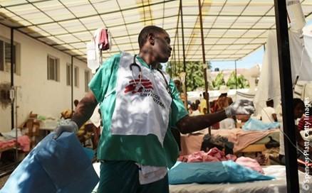 Cholera Kit