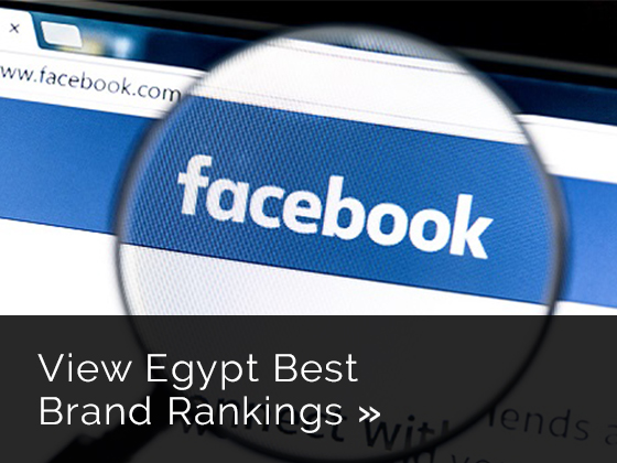 Egypt YouGov BrandIndex Best Brand Rankings