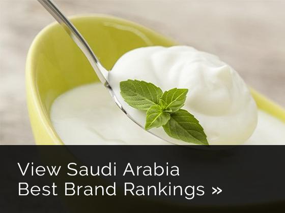 Saudi Arabia YouGov BrandIndex Best Brand Rankings