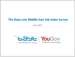 Job Index in the Middle East and North Africa