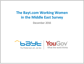 Working women in the Middle East and North Africa