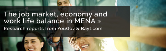 The job market, economy and work/life balance in MENA