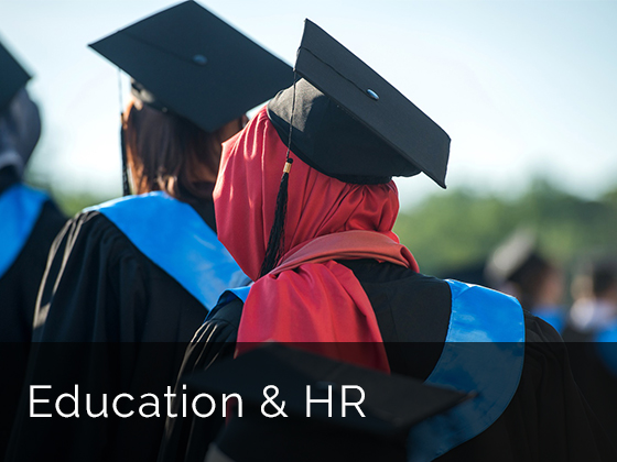 Education & HR